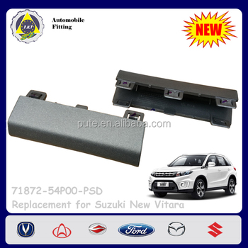 Car Accessories 71872-54p00-psd Rear Bumper Lower Central Garnish For Suzuki New Vitara 2015