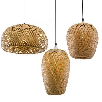 Modern handmade rattan bamboo pendant lamp buy handmade pendant modern handmade rattan bamboo pendant lamp mozeypictures Choice Image