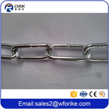 DIN Galvanized 4mm Iron Small Link Chain