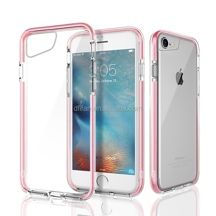 DFIFAN mobile back cover for iphone 8 High quality TPU cell phone case for iphone 8