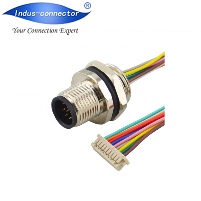 [SODI_2457]   Waterproof Plug Panel Mount 12 Pin M12 Connector Wiring Harness For 3d  Printer - Buy M12 Connector,12 Pin Connector,12 Pin M12 Connector Product  on Alibaba.com | 12 Pin Wiring Harness Connectors Plug |  | Alibaba