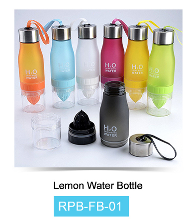 BPA Free food grade electric shaker water bottle plastic hot selling on Amazon