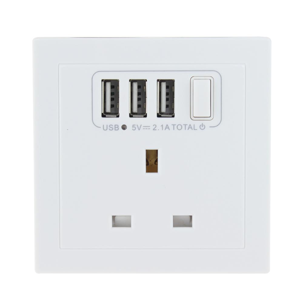 Usb Wall Socket, Usb Wall Socket Suppliers and Manufacturers at ...