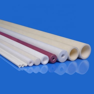 Shenzhen Factory Price Micro 2mm 3mm Refractory 95% 99 C799 Al2O3 High Purity Heat Resistant Alumina Ceramic Tube