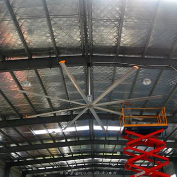 16ft big size ceiling fan hvls industrial fan singapore buy big 16ft big size ceiling fan hvls industrial fan singapore aloadofball Images