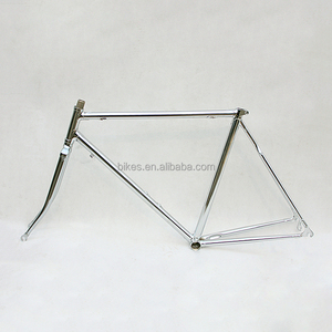 NEW Super Light Lug Chromium-molybdenum 4130 Retro City Road Bike Frame Bicicletas Bike Parts Frameset Vintage Bicycle Frame