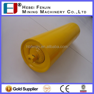 conveyor belt idler rollers and conveyor spares for mining conveyor