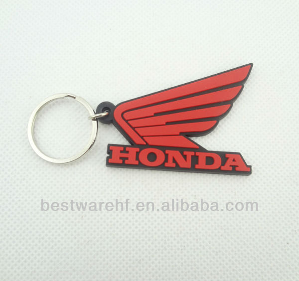 Funny pvc key chains, key holders manufacture in shenzhen,china