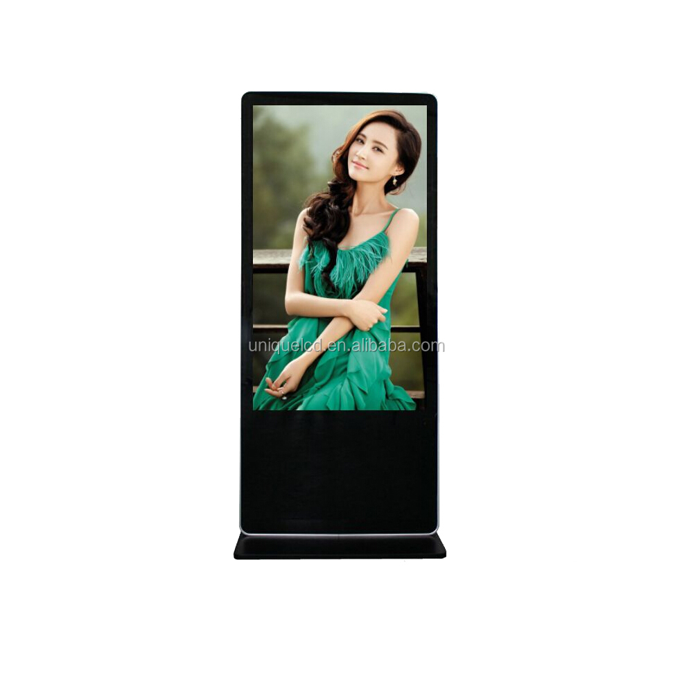 "42"" digital signage kiosk stand,lcd commercial display,oem lcd advertising player"