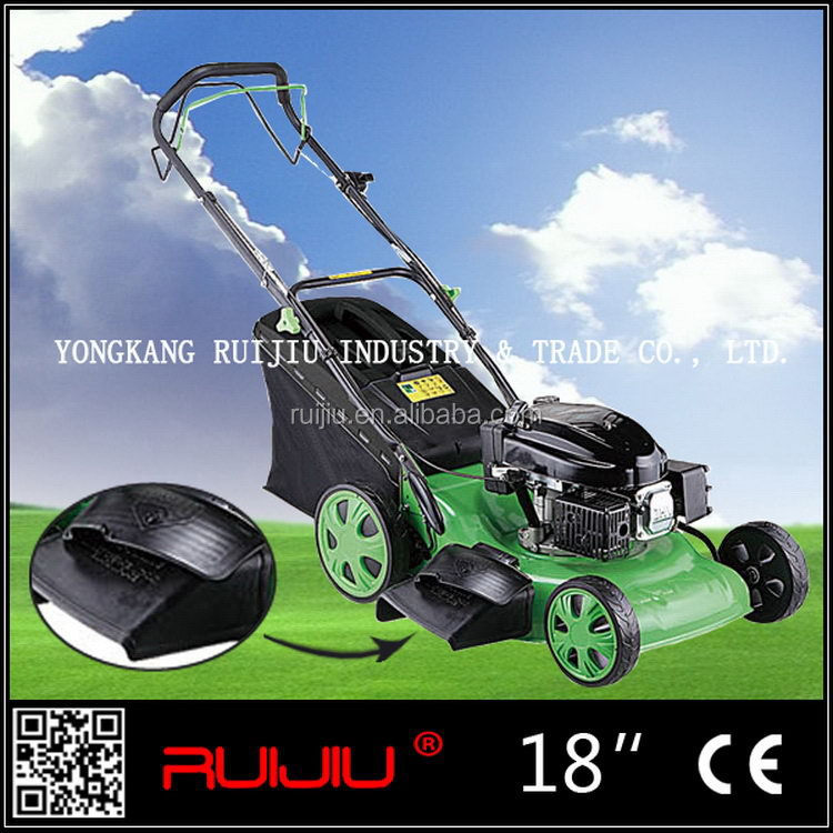 Design exported 5.0HP 2 stroke lawn mower