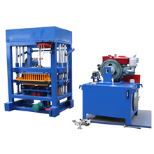 New product hydraulic hollow paving block making machine in algeria