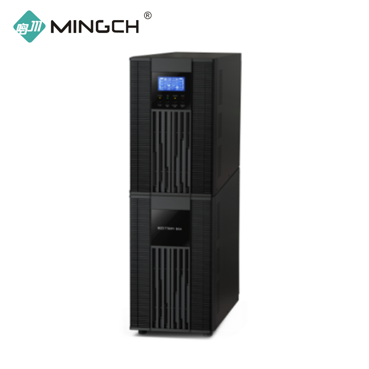 MINGCH China Manufacturer High Frequency 6000 VA Mini Ups With Battery Backup