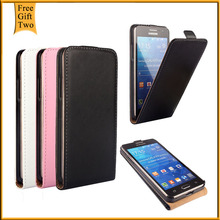 Real Genuine Leather Flip Case Cover For Samsung Galaxy Grand Prime G530 G530H G531 G531H G5309W Cell Phone Back Cover Shell Bag