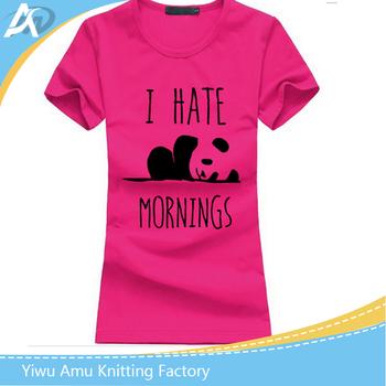 Fashion t shirt wholesale 4