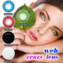 Full Black Out Crazy Color Wholesale Contact Lenses Sclera Contact Lenses Vampire Crazy contacts various designs available
