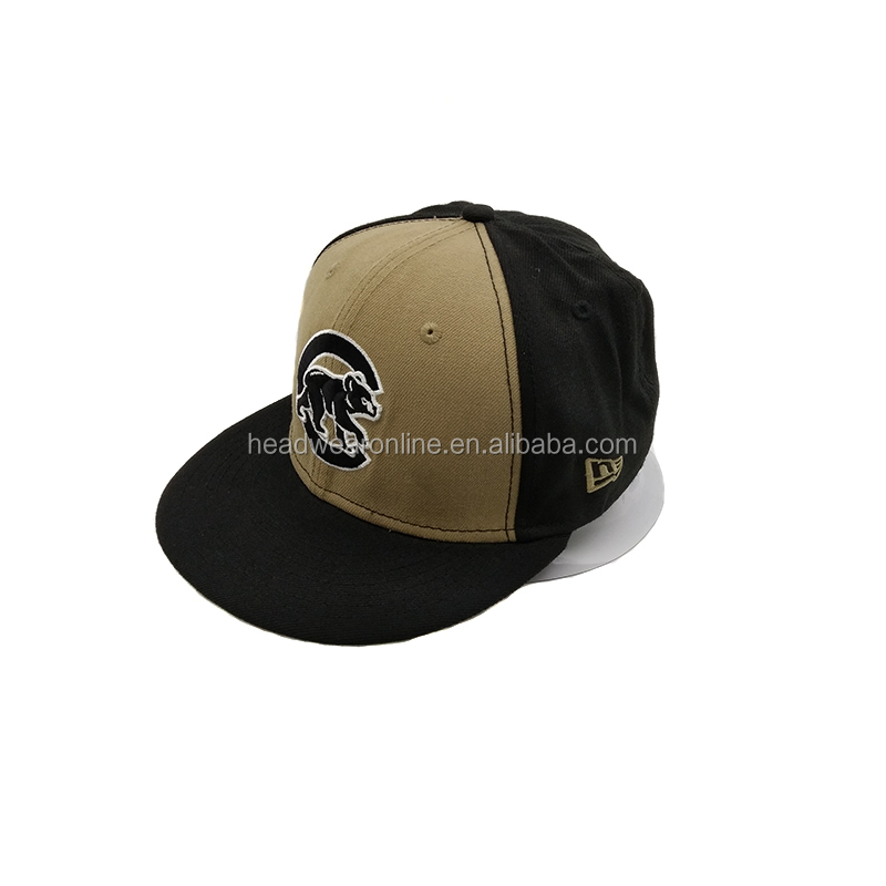 Dongguan european style hat cool mens baseball hats black mens cap