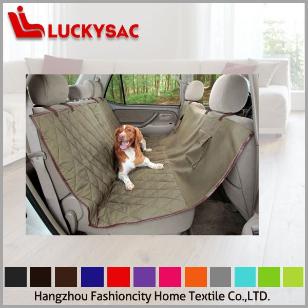 Alibaba Supply Made In China Unique Design Pet Car Seat Cover