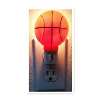 Basketball with On and Off Switch children bathroom night light
