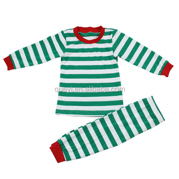 0a16572481 Wholesale High Quality Baby Girls Organic Cotton Outfit Children s Christmas  Pajamas and Smocked Children
