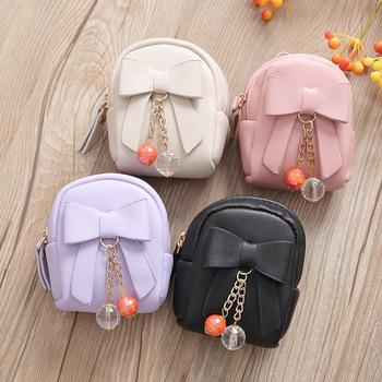 7816c819be8 Cartoon Unicorn coin purses women wallets small cute kawaii card holder key  money bags for girls