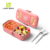 Fuente de la fábrica personalizada Amazon Bento lunch box