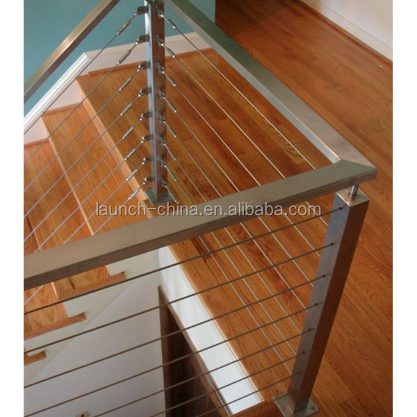 treppe design f r edelstahl kabel gel nder zubeh r china br stung und gel nder produkt id. Black Bedroom Furniture Sets. Home Design Ideas