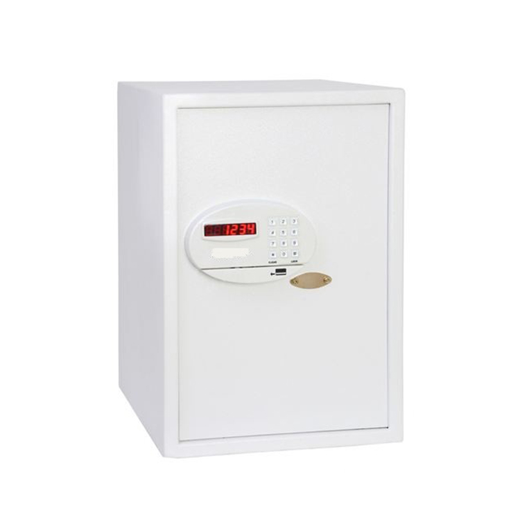 Big size hotel magnetic card in-room safe with electronic locking system