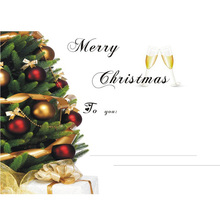 business <span class=keywords><strong>di</strong></span> lusso cartolina stampa christmas card