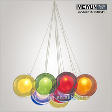 crystal chandelier pendant lamp tuning light