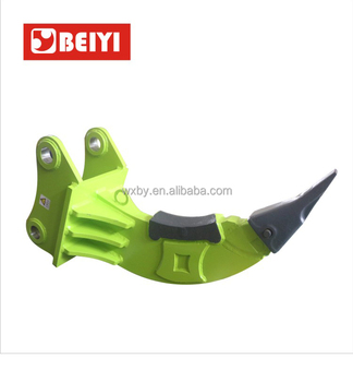 Beiyi Vibratory Soil Ripper For Excavator in farm and construction field