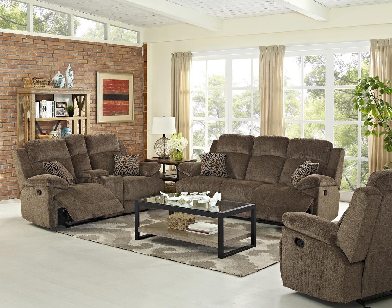 Ryland Dual Power Motion Recliner Sofa U0026 Loveseat U0026 Chair ...