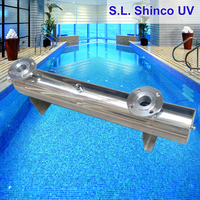 uv disinfection light uv disinfection systems for swimming pool