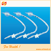 Stable quality precision flow control endotracheal tubes