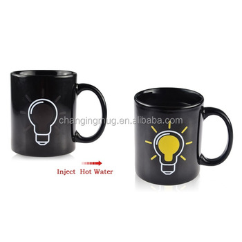 Mug Custom Colour Changing Ceramic Mugs