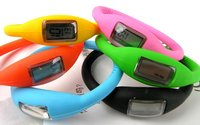 Silicone ion watch fashion promotional gift