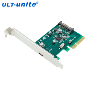 SuperSpeed 10Gbps PCI Express PCI-E to USB 3.1 Type C Card