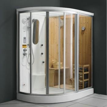 Monalisa Home Sauna Series 2 Person Sauna Shower Combination
