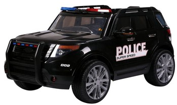 2016 Newest 12v police car toy ride on electric cars for big kids