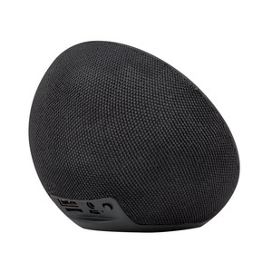 fast charger speakers portable wireless subwoofer powered round mini fabric bluetooths speaker