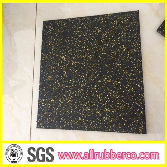 Outdoor speeltuin rubber tegel/rubber mat/rubber floor