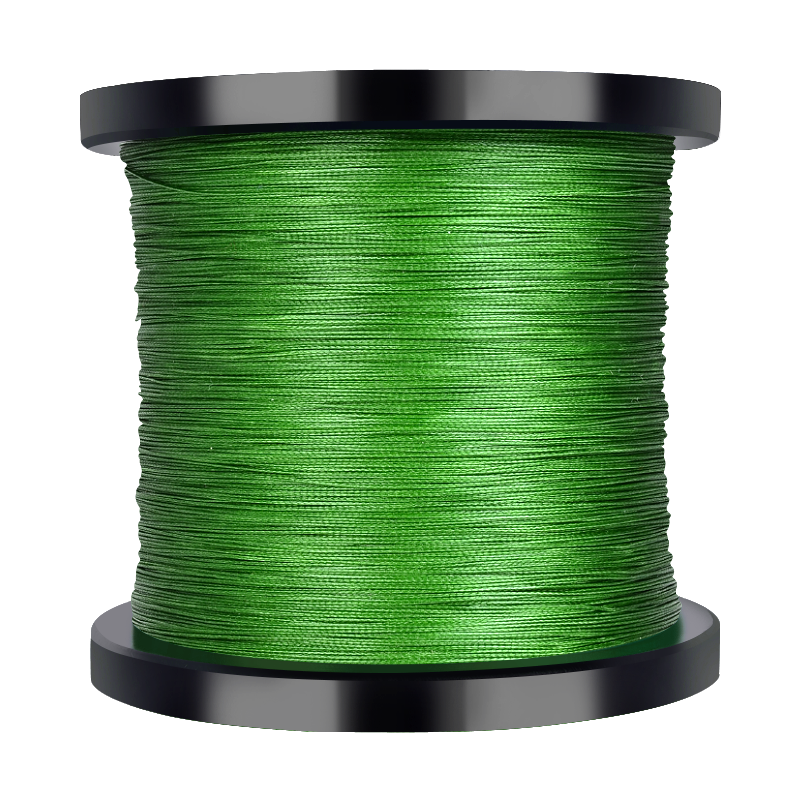 500 m spider wire line PE Braided Wire Green Fishing Line, Moss green