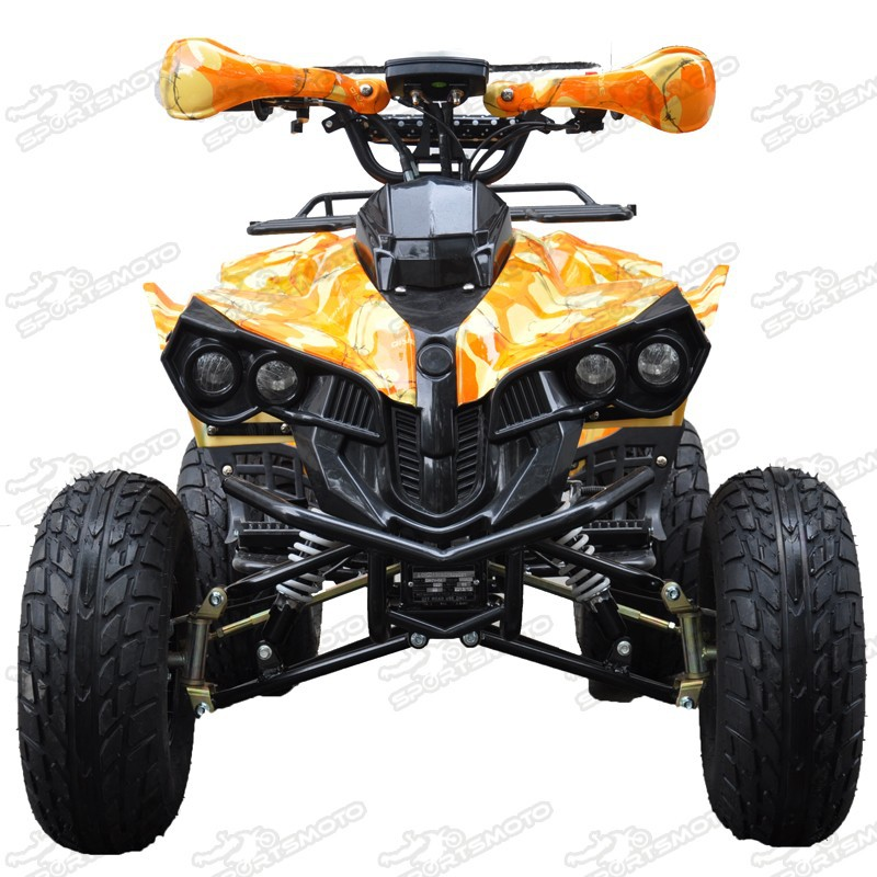 250cc ATV Manual Clutch 6 Gears Transmission CE Approved Quad Bike Four Wheeler