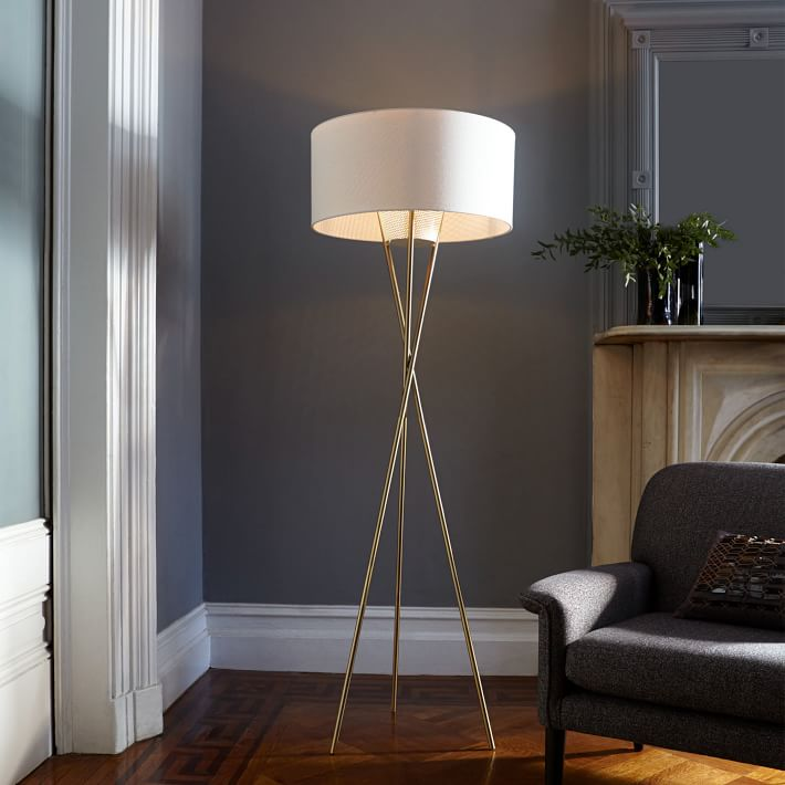 Brass Floor Lamp, Brass Floor Lamp Suppliers and Manufacturers at ...