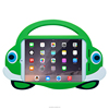 High Quality Silicone Case For Ipad mini, For Kids Proof Tablet Cartoon Car Silicone Case For Ipad Mini With Stand Handle ,