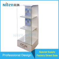 Trade Show Case mobile phone jewelry trade show display cases