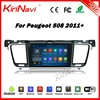 Kirinavi WC-PT7508 android 5.1 car for peugeot 508 2011-2016 car dvd gps bluetooth navigation system touch screen player