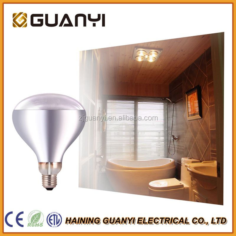 Bathroom Heat Lamp Not Working Radiant Or Convection Heat Infrared Bathroom Heat Lamp