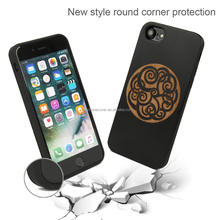 Promotional products,mobile phone accessories,wooden mobile case for iphone 7,manufacturer in China