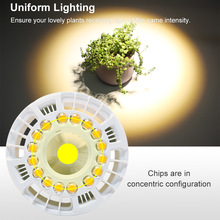 e27 led grow light plant garden lighting