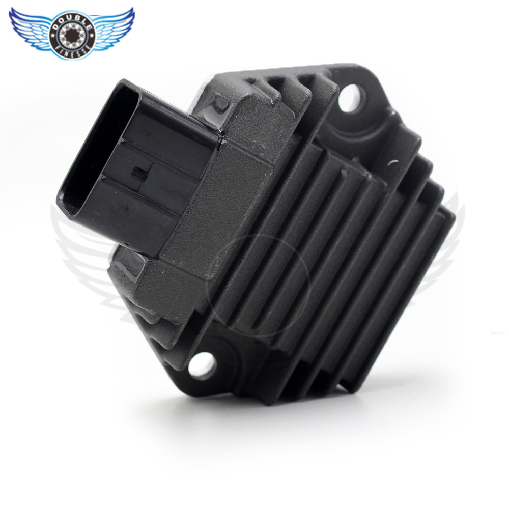 Buy New Arrival Motorbike Voltage Regulator Rectifier 1983 Honda Shadow Motorcycle Products Accessories Black Color For Trx400
